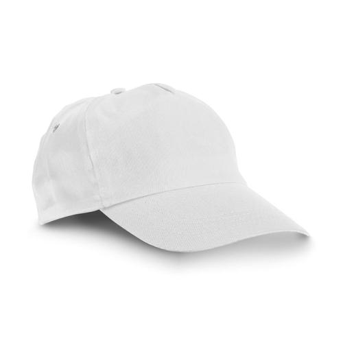 CHILKA. Cap for children in white