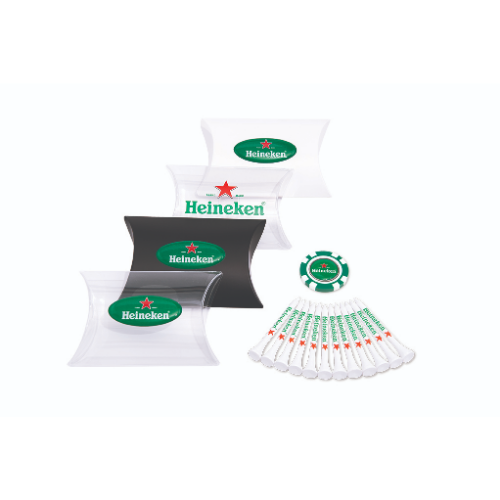 Branded Golf Tees and Ball Marker