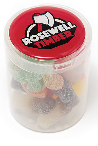 Fizzy Mix Loose In A Clear Tub