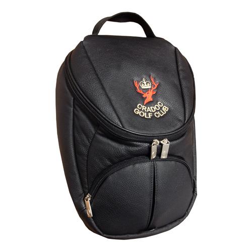 Aerona Leatherette Shoe Bag