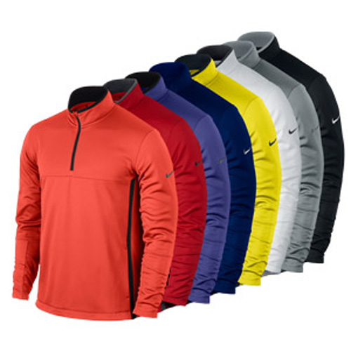 Nike 1/2-zip Therma-fit Cover-up
