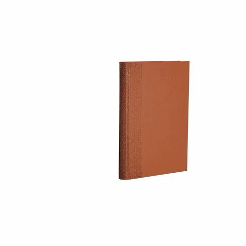 Diary Toulouse in brown