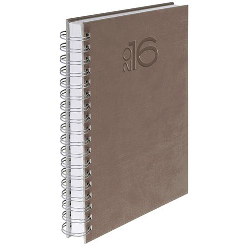 Diary Wayro in brown