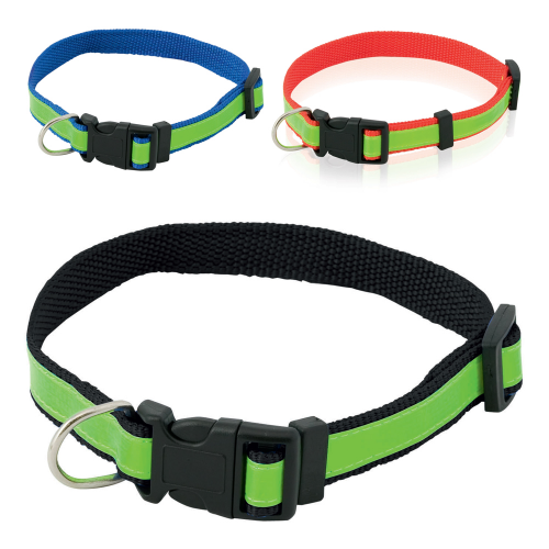 Reflective Pet Collar Muttley in