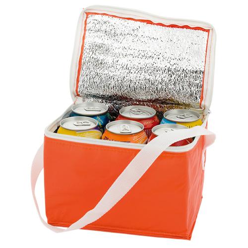 Cool Bag Coolcan in orange