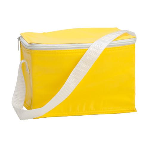 Cool Bag Coolcan in yellow