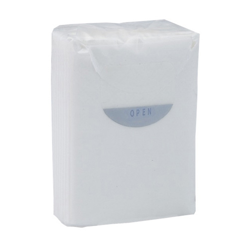 Tissues Custom in white