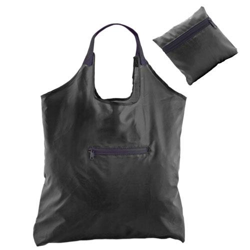 Foldable Bag Kima in black