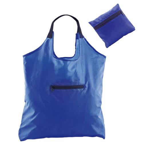 Foldable Bag Kima in blue