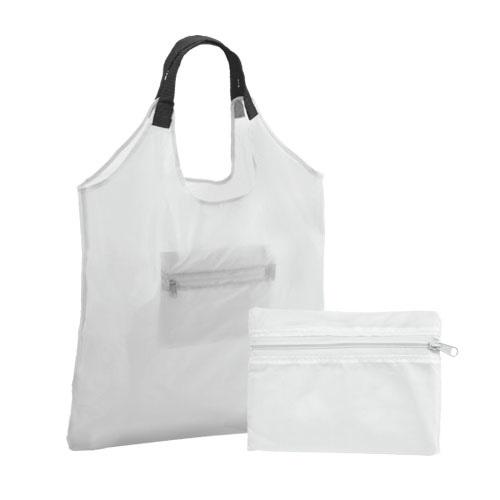 Foldable Bag Kima in white