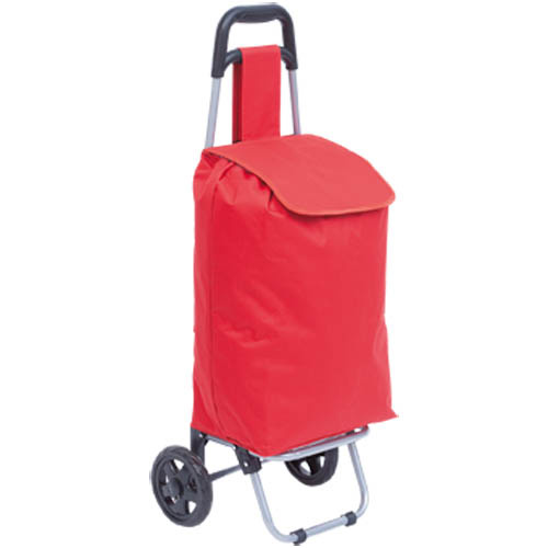 Shopping Trolley Max in red