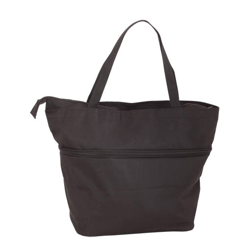 Extendable Bag Texco in black