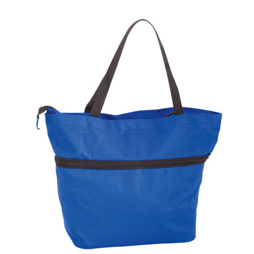 Extendable Bag Texco in blue