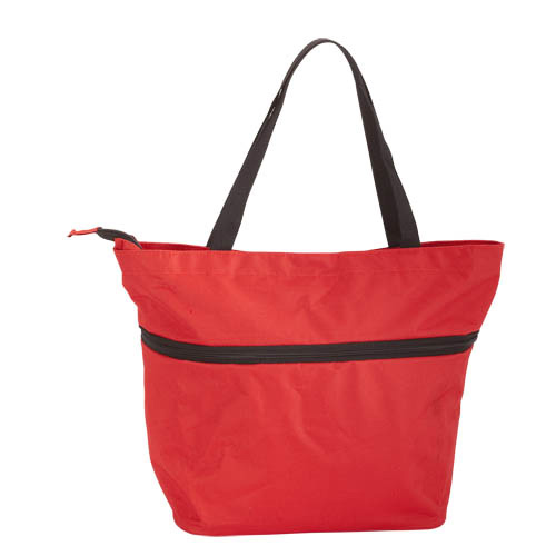 Extendable Bag Texco in red