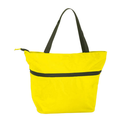 Extendable Bag Texco in yellow
