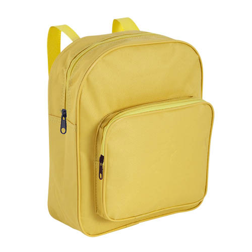 Backpack Kiddy in yellow