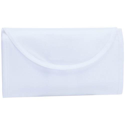 Foldable Bag Konsum in white