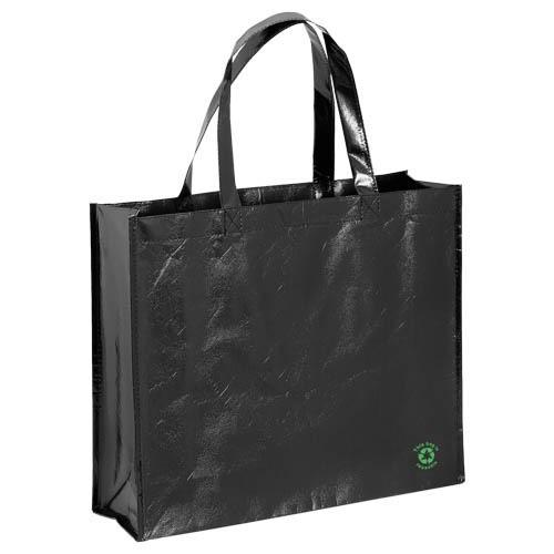 Bag Flubber in black