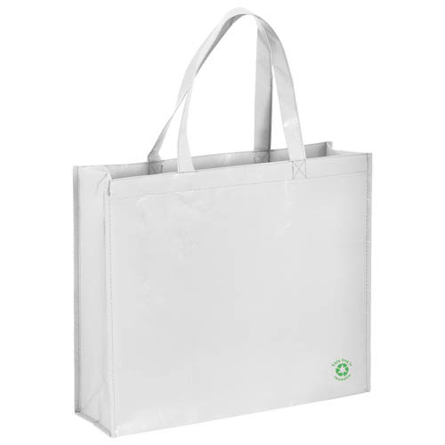 Bag Flubber in white