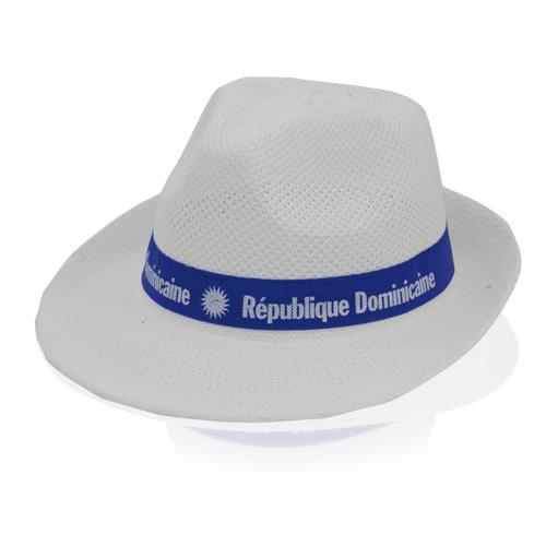 Hat Timbu in white