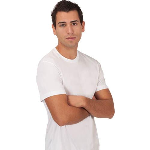 T-Shirt Tecnic in white