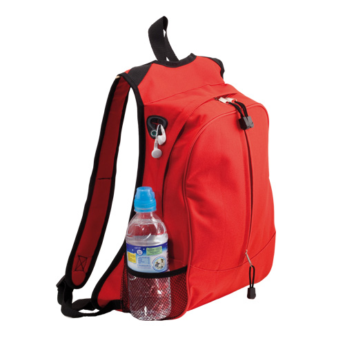 Backpack Empire in red