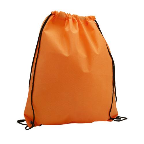 Drawstring Bag Hera in orange