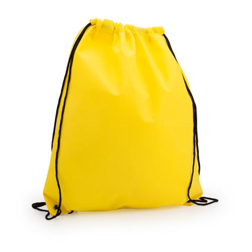 Drawstring Bag Hera in yellow