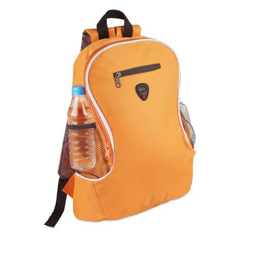 Backpack Humus in orange