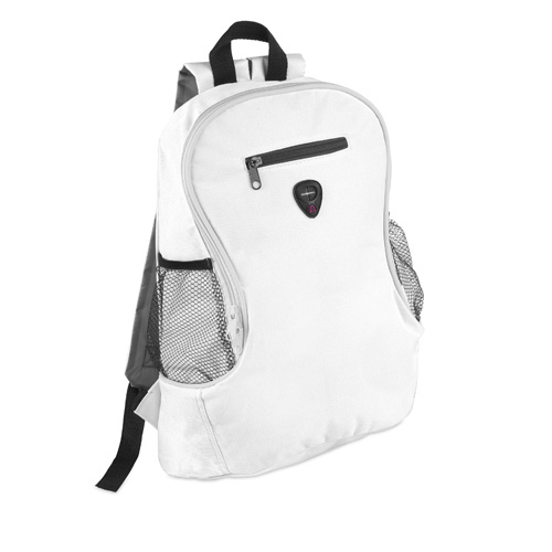 Backpack Humus in white