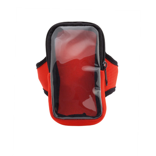 Arm Strap Tracxu in red