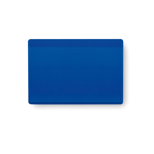 Card Holder Kazak in blue