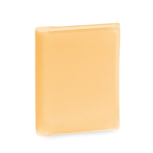 Card Holder Letrix in orange