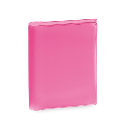 Card Holder Letrix in pink