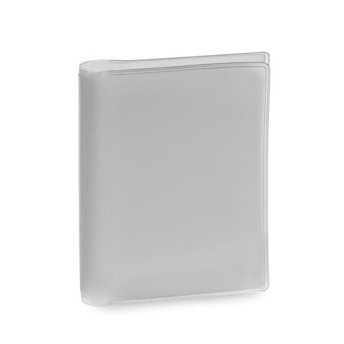 Card Holder Letrix in silver