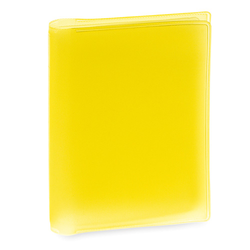 Card Holder Mitux in yellow