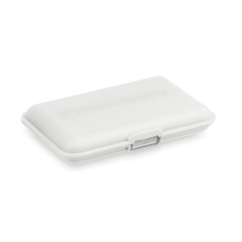 Card Holder Terun in white
