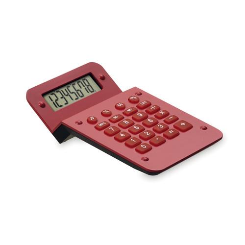 Calculator Nebet in red