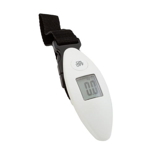 Luggage Scale Blanax in white