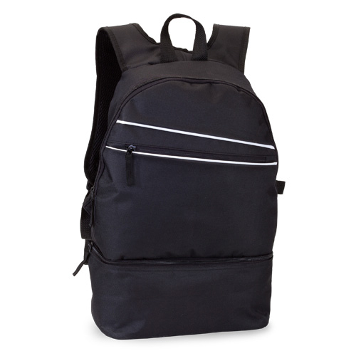Backpack Dorian in black