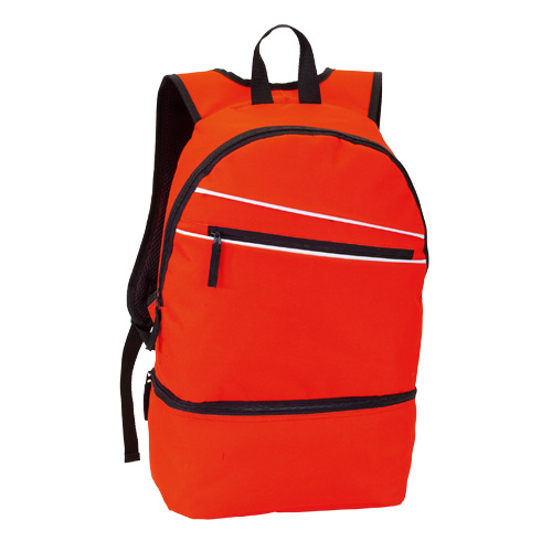 Backpack Dorian in red