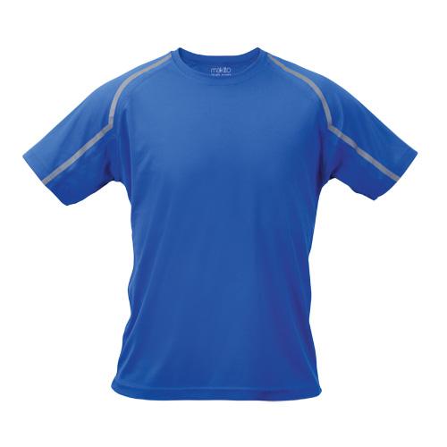 T-Shirt Tecnic Fleser in blue