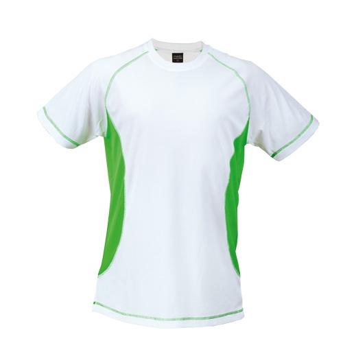 T-Shirt Tecnic Combi in green