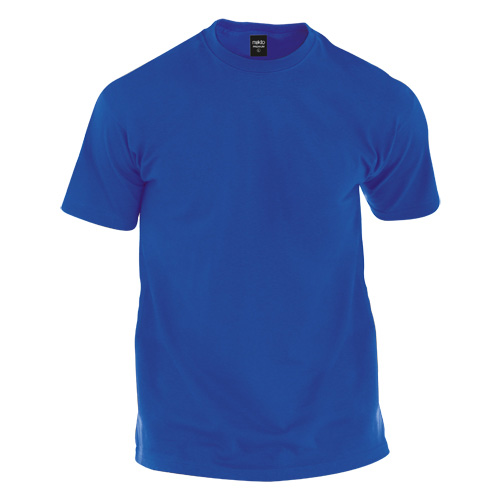 Adult Color T-Shirt Premium in blue