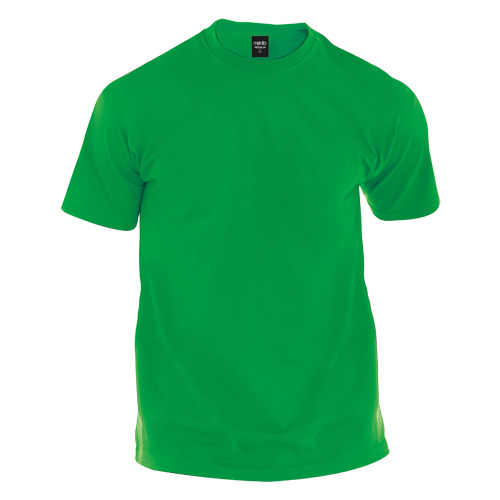 Adult Color T-Shirt Premium in green