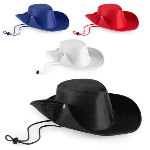 Hat Tosep in white