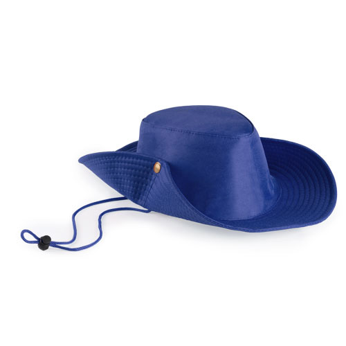 Hat Tosep in blue
