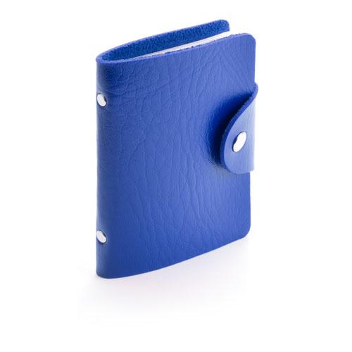 Card Holder Midel in blue