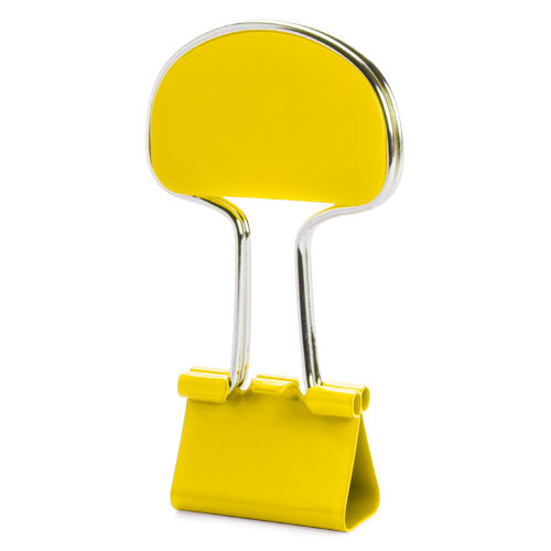 Clip Yonsy in yellow