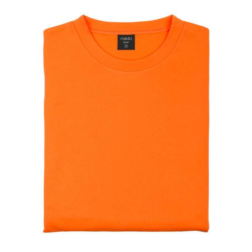 Adult Technique Sweatshirt Kroby in orange